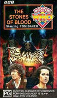 Stones of blood australia vhs