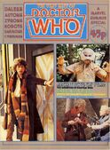 Doctor who marvel monthly 1981 summer special