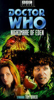 Nightmare of eden us vhs