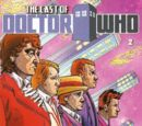 The Cast of Doctor Who - Issue 2