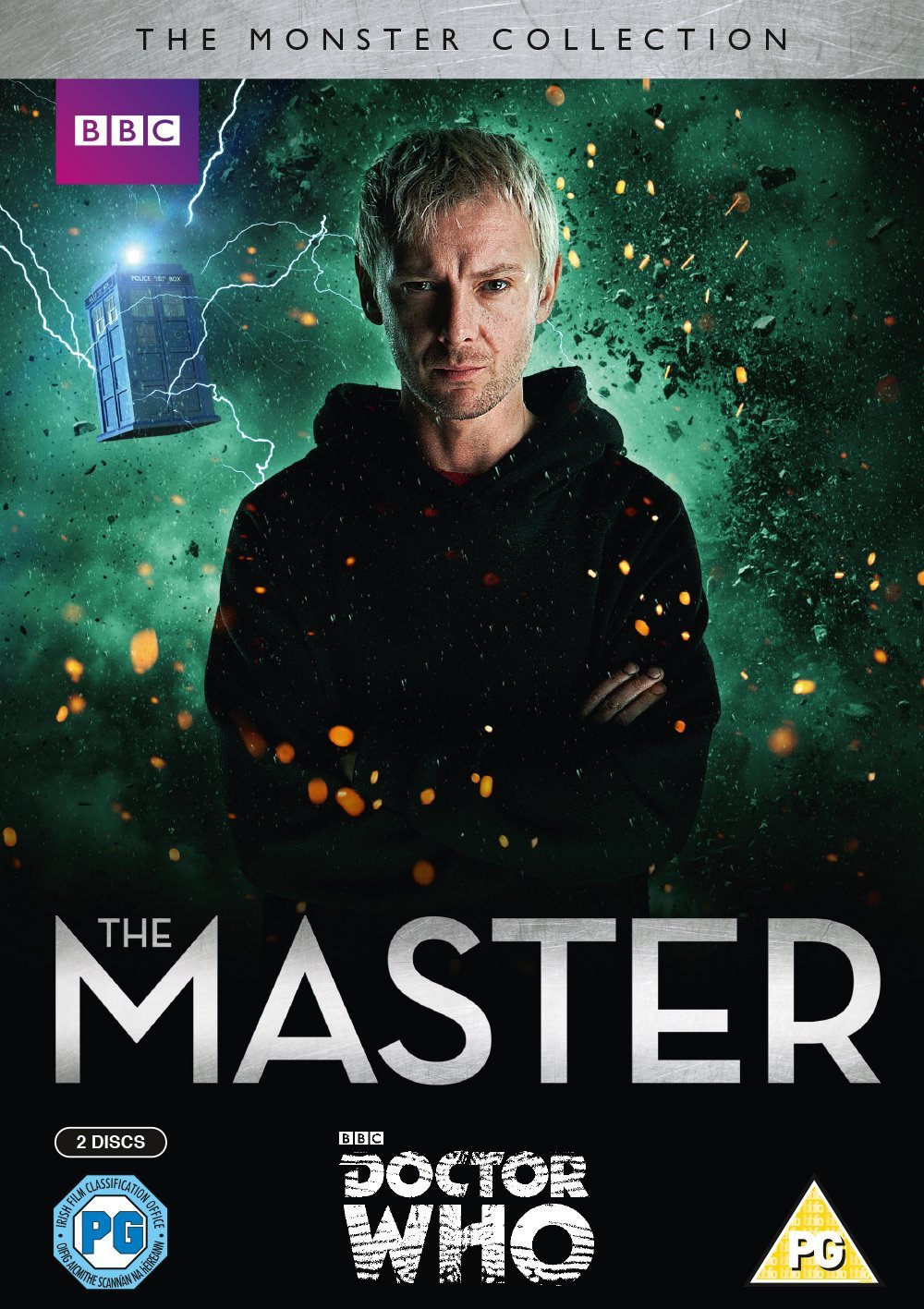 Master collection uk dvd