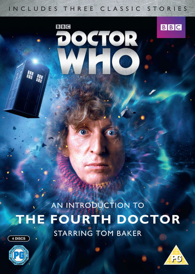 Introduction to fourth doctor uk dvd