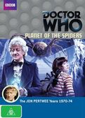 Planet of the spiders australia dvd