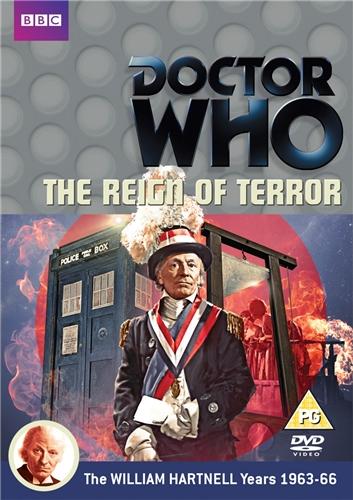 Reign of terror uk dvd