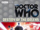 Destiny of the Daleks (DVD)