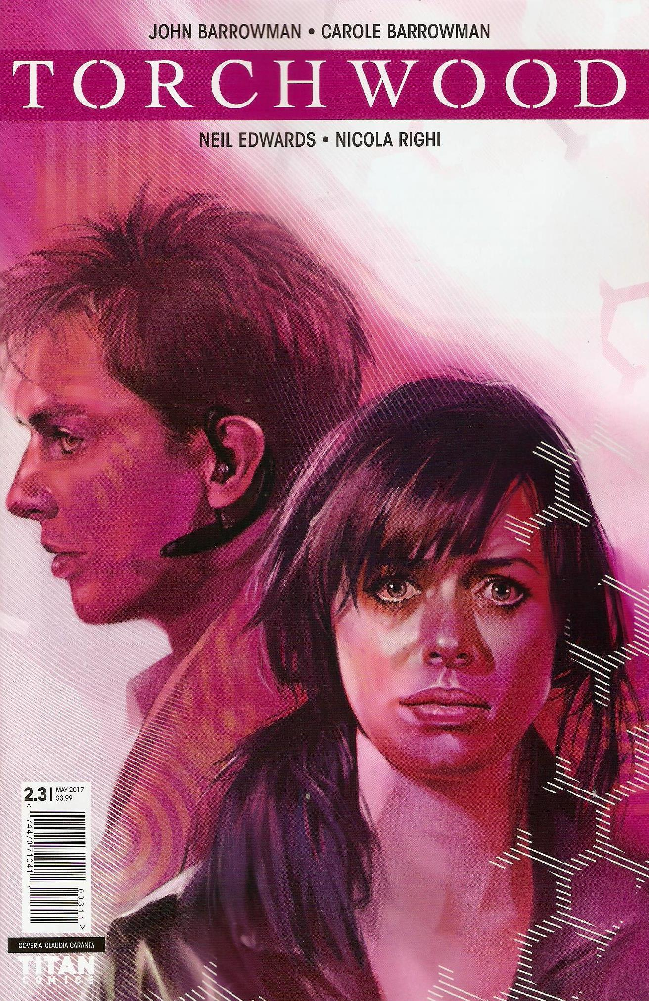 Torchwood 2 issue 3a