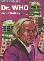 Daleks netherlands hardcover