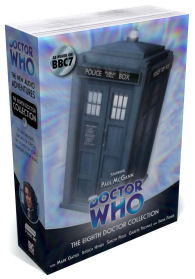 Eighth doctor collection 2008