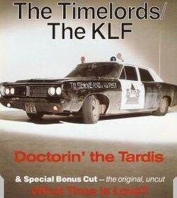 Doctorin the tardis cd