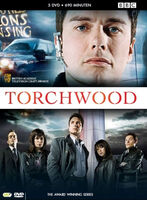 Torchwood: The Complete First Series (DVD)/Netherlands