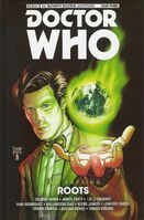 Eleventh doctor sapling volume 2 roots