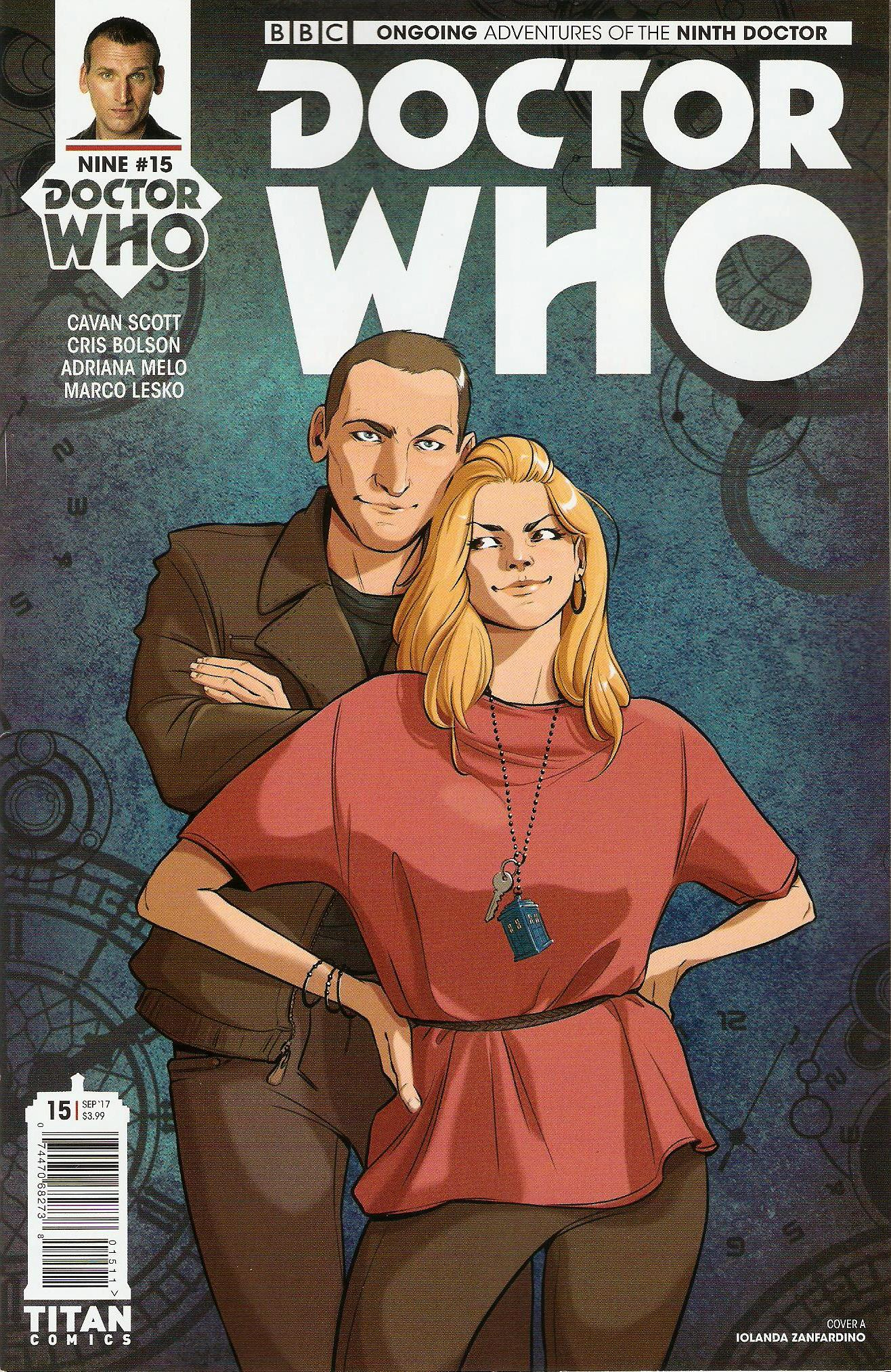 Ninth doctor ongoing issue 15a