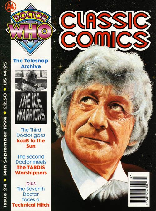 Classic comics issue 24