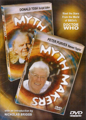 Myth makers peter purves donald tosh dvd