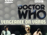 Vengeance On Varos (DVD)