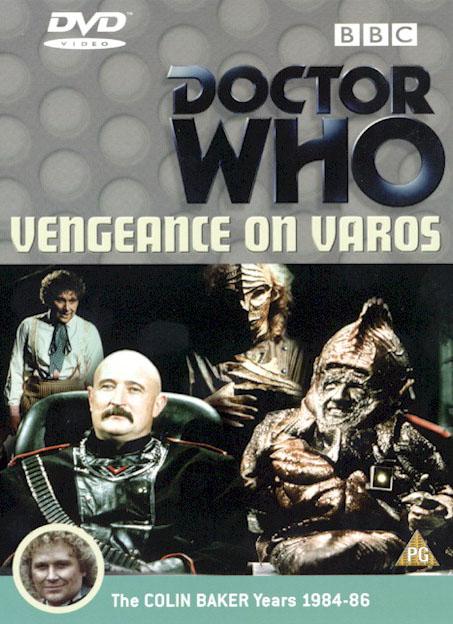Vengeance on varos uk dvd