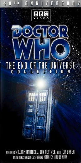 End of the universe collection us vhs