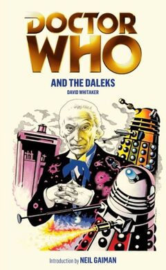 Doctor Who and the Daleks 2011