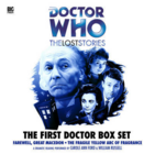 First doctor box set
