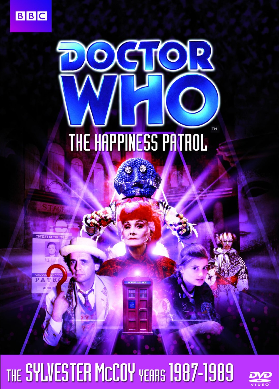 Happiness patrol us dvd