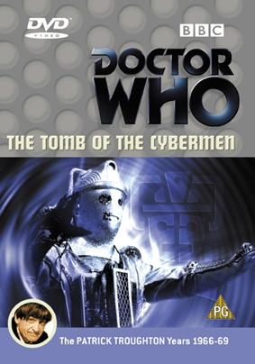 Tomb of the cybermen uk dvd