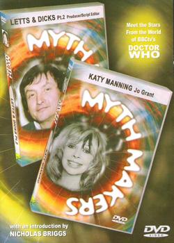 Myth makers katy manning letts dicks part 2 dvd