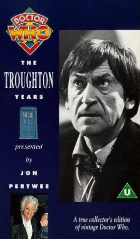 Troughton years uk vhs