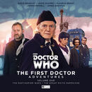 First doctor adventures volume one