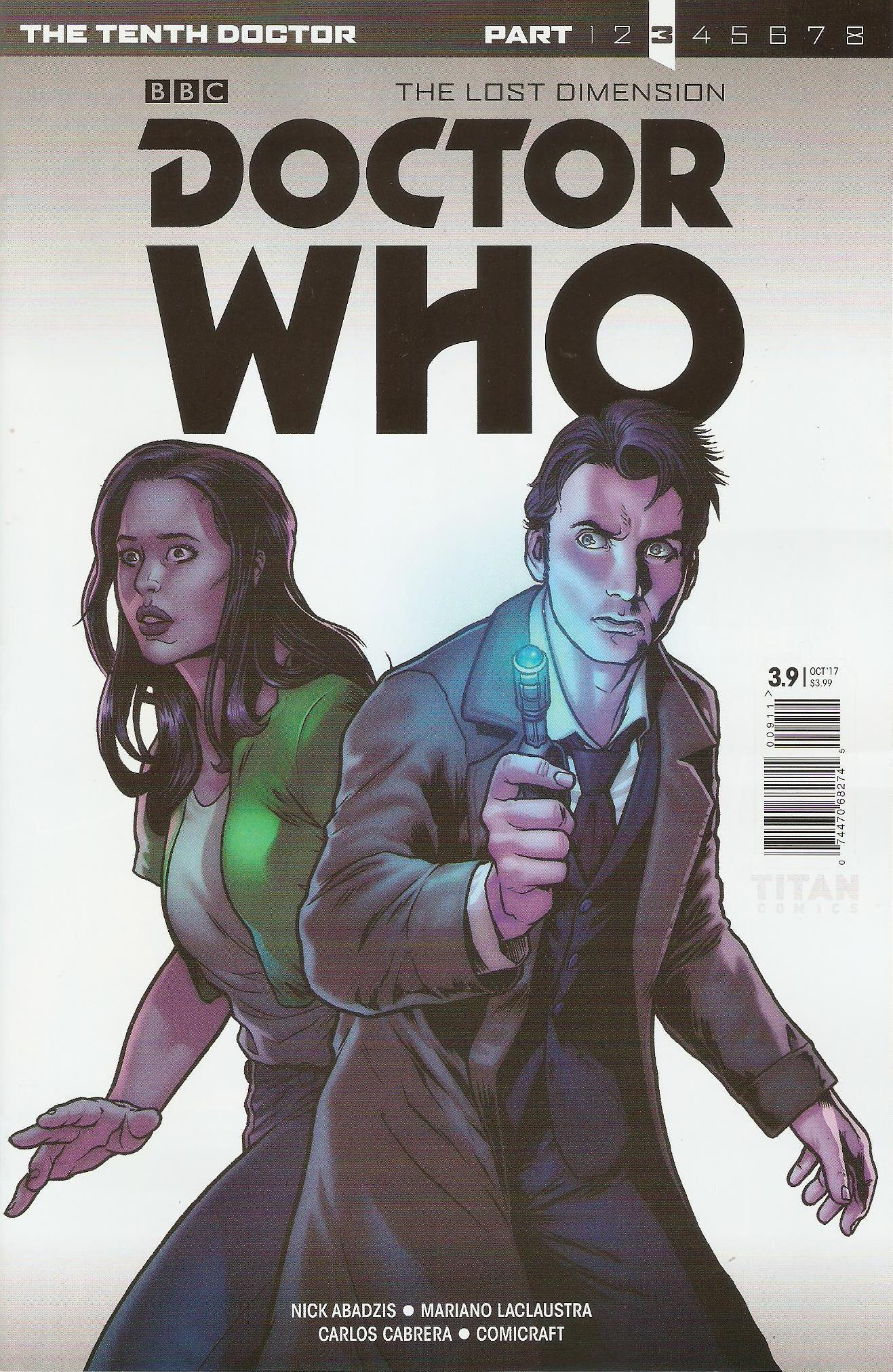 Tenth doctor year 3 issue 9a