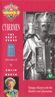 Cybermen early years uk vhs