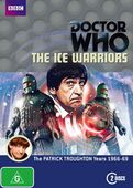 Ice warriors australia dvd