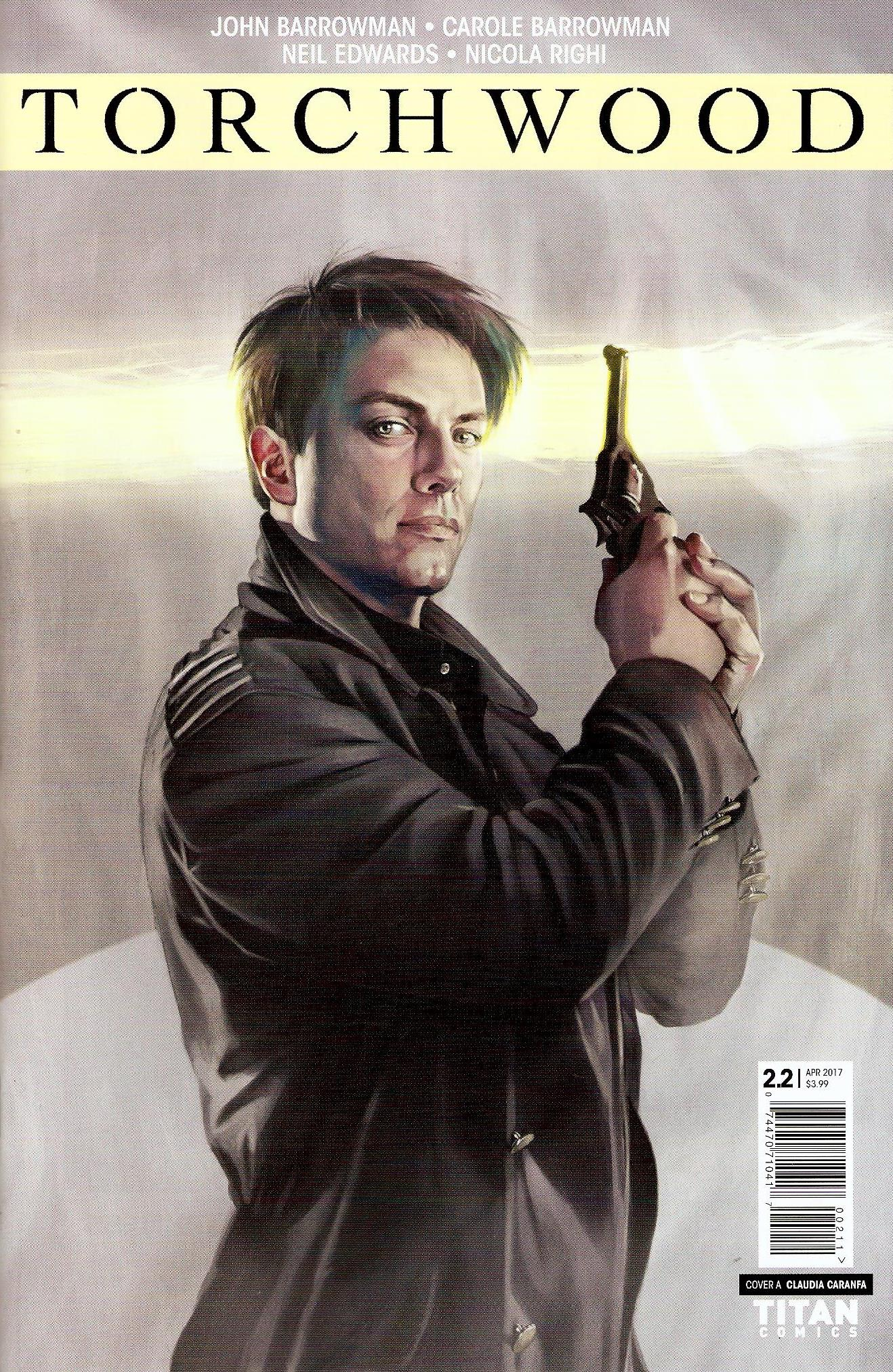 Torchwood 2 issue 2a