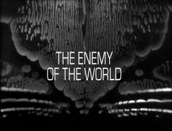 Enemy of the world