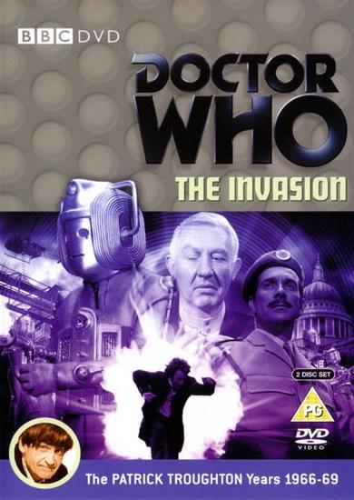 Invasion uk dvd