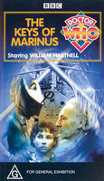 Keys of marinus australia vhs