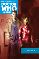 Tenth doctor archives omnibus volume 2