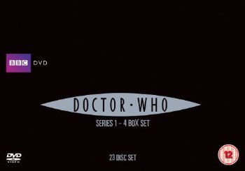 Series 1 - 4 box set uk dvd