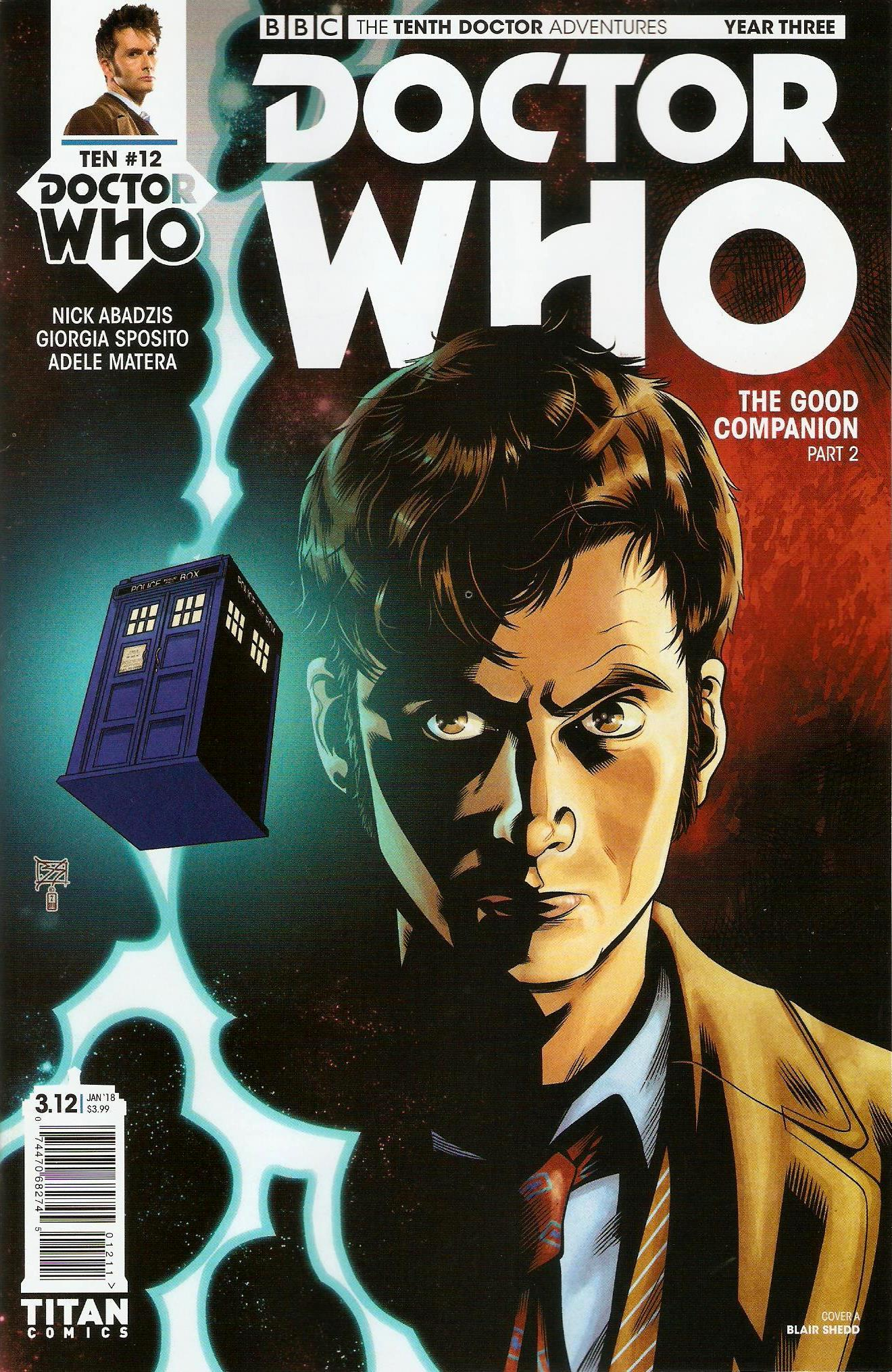 Tenth doctor year 3 issue 12a