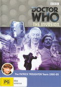 Invasion australia dvd