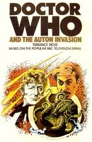 Auton invasion 1974 hardcover