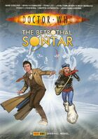 Betrothal of sontar panini graphic novel