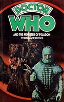 Monster of peladon hardcover