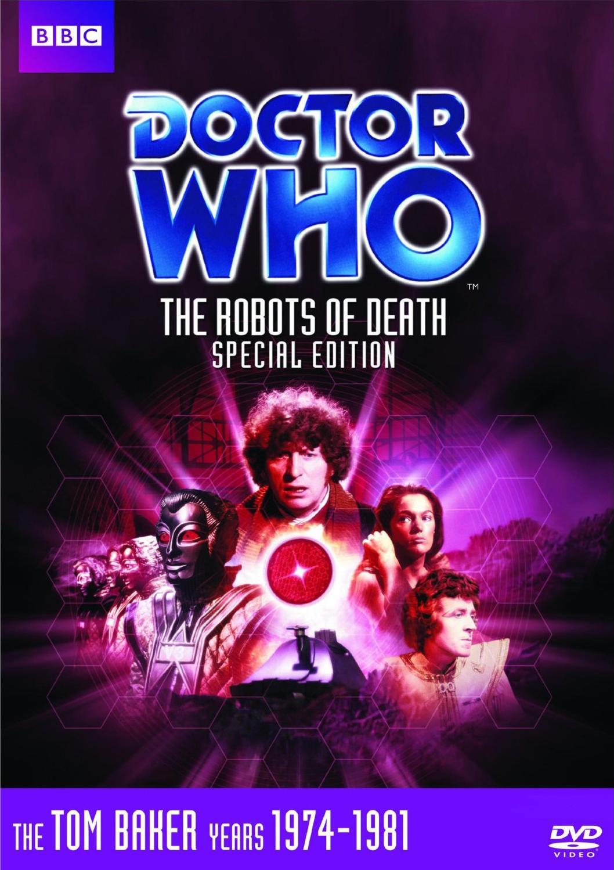 Robots of death special edition us dvd