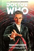 Twelfth doctor volume 1 terrorformer