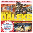 Dr who & the daleks cd
