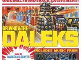 Dr. Who & the Daleks (Soundtrack)