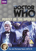 Planet of the spiders uk dvd