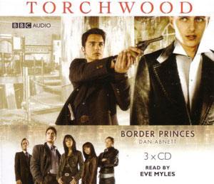 Torchwood border princes cd