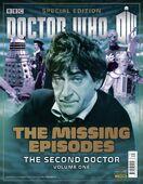 Dwm se missing episodes second doctor volume one