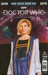 Free comic book day 2019 forbidden planet exclusive